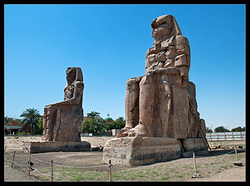 Colossi of Memnon II