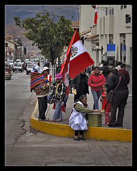 Street of the Cusco