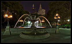 City Hall Park NY