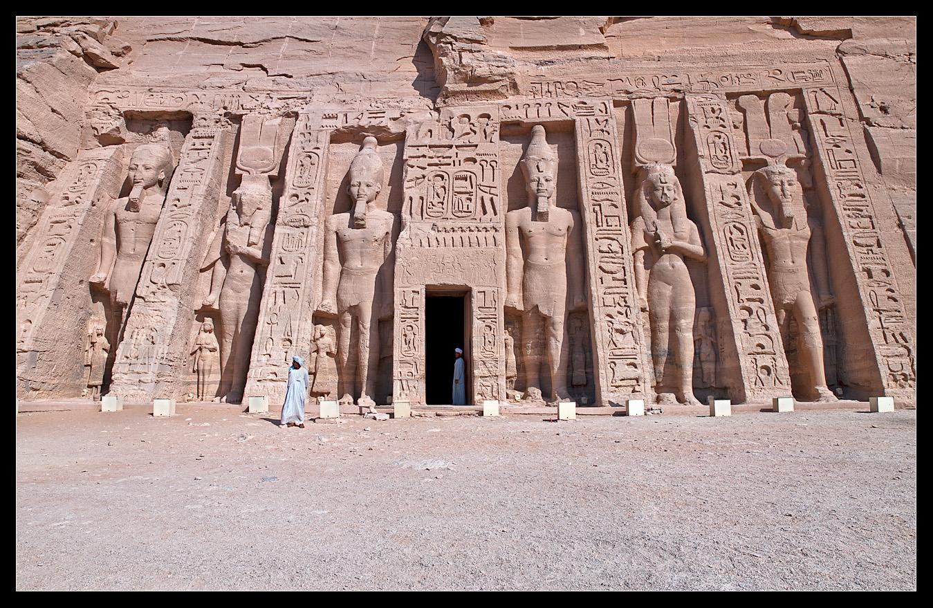 Nefretari Temple
