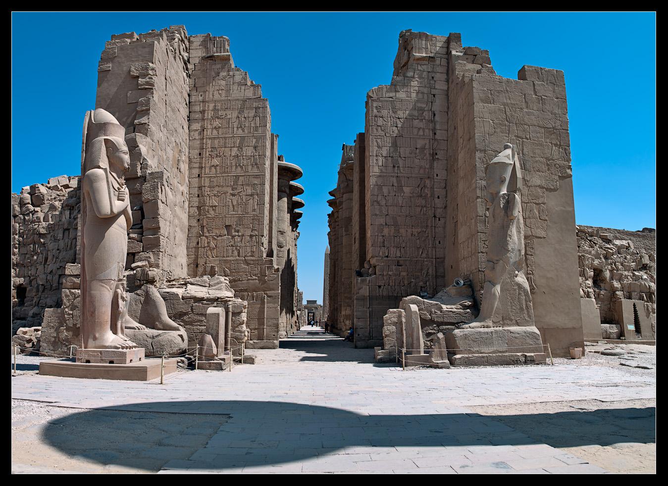 Karnak Panorama