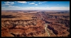 Grand Canyon Panorama From Air