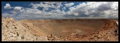 Meteror Crater