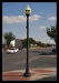 Roswell - Main Street Lamppost