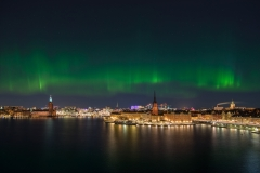 Location: Monteliusvägen, Stockholm city, Sweden
